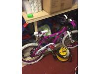 Huffy 18inch bike