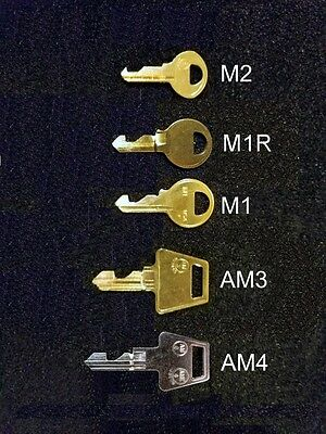 Lock Jammer Padlock Set Of 5killer Key Lock Imobilizer Blank Disables Lock