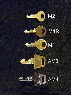 Lock Jammer Padlock Set Of 5killer Key Lock Imobilizer Blank Disables Lock