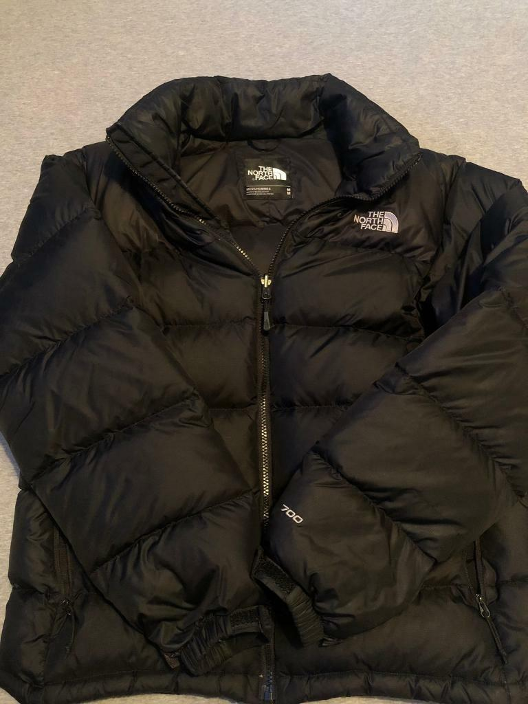 detailing look out for classic The north face black puffer coat.   in Culverhouse Cross, Cardiff ...