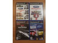 Ford Racing 2 & 3 , Ford VS Chevy , Enthusia Professional racing , GAMES BUNDLE