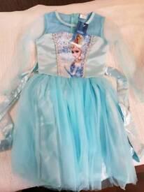 Frozen Elsa dress approx 18-24mths
