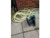 Garden hose & reel