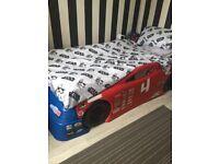 Full single car bed