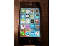 iPhone 4S -16GB Black-Smartphone Unlocked to Any Network