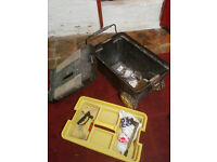 Stanley Toolbox with wheels