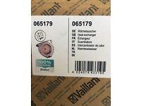 Vaillant Heat Exchanger 065179