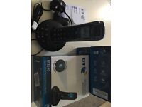 Bt digital cordless phone with answering machine brand new