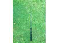 "RHINO TITANIUM 6'6"" 2PC MEDIUM HEAVY BAITCASTING ROD"