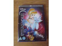 Disney Cinderella DVD Diamond Edition
