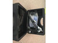 Tama Iron Cobra single pedal in case