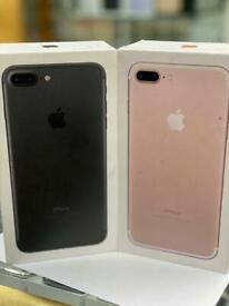 32gb 256GB UNLOCKED BRAND NEW BOXED IPHONE 8 PLUS AND APPLE WARRANTY