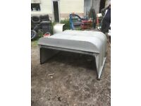 Ivor Williams canopy. To fit land rover 90. Like brand new.