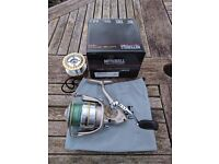 MITCHELL MAG PRO 4500 FD Series Spinning Reel 10 Ball Bearing 6.2 Ratio - £25 - Aberystwyth