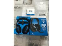 PS4 turtle beach headset