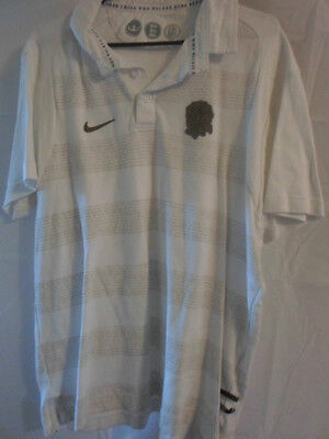 Heritage Classic-shirt (Nike England Rugby Union Heritage Classic Shirt adult Medium (31649))