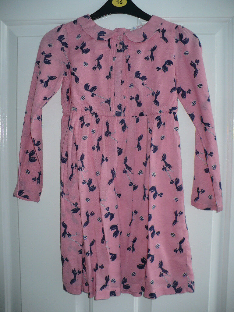 Beautiful long sleeve dress from John Lewis for Girl 8 years. 100 ...