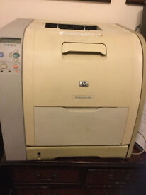 HP 3550 Colour Laser Printer - Faulty