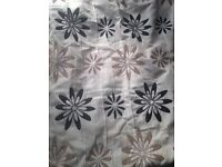 Good condition full length curtains