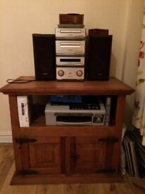 TV or Music system cabinet £40