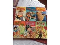 6 x book set for young readers