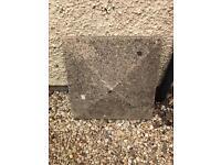 Concrete Post Cap