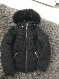 Zara coat size M/12