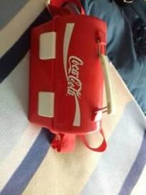 Coke / Coca cola retro lunch box