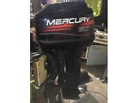 Mercury 60hp elptt