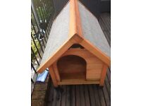 small dog kennel