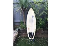 """5""""10 Fourth Butterball Surfboard"""