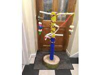 4ft handmade parrot Stand