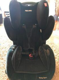 Recaro childs car seat