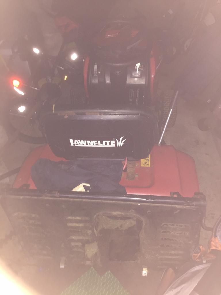 Ride on mower Lawnflite 603