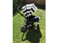 Oyster Pushchair/stroller/buggy with loads of accessories
