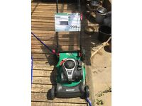 Brand new Qualcast 48cm self propelled lawnmower lawn mower