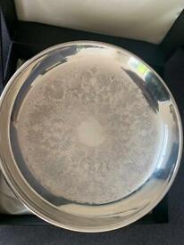 Arthur Price silver bowl
