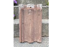 Used roofing tiles, 'Redland 51' Approx 250 available