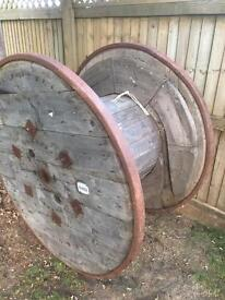 Large cable drum high quality