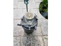 Two (2) laguna pressure flo 8000 pond filters