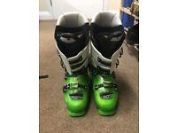 Lange RX 130 LV Ski Boots (27.5)