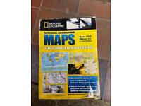 National Geographic Maps 8 CD
