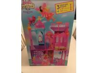 For sale Barbie dolls house
