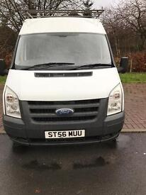 Ford transit van 2.4 diesel low miles good condition for year NO VAT