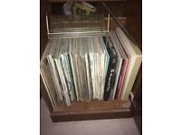 Selection of vinyls