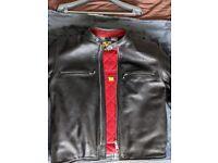 Goldtop Leather Jacket