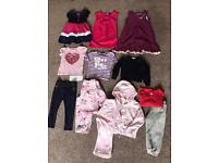 Girls bundle 2-3 (Gap, DKNY, Mothercare, Jacadi, Next)