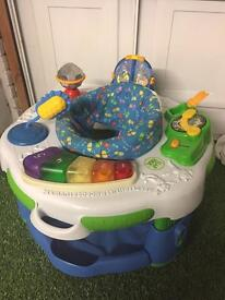 Free collect wilmslow. Baby toy leap from. Can't get it to work.