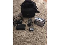 Panasonic sdr-h40 digital camcorder