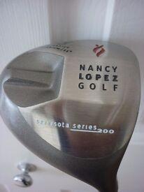 Ladies golf driver